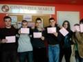 Učenici gimnazije Marul  obilježili