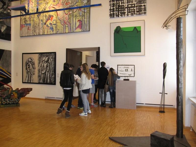 Radionica u Modernoj galeriji