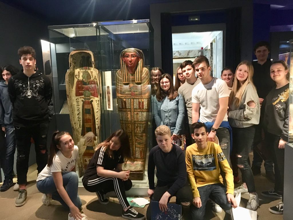 Posjet Arheološkom