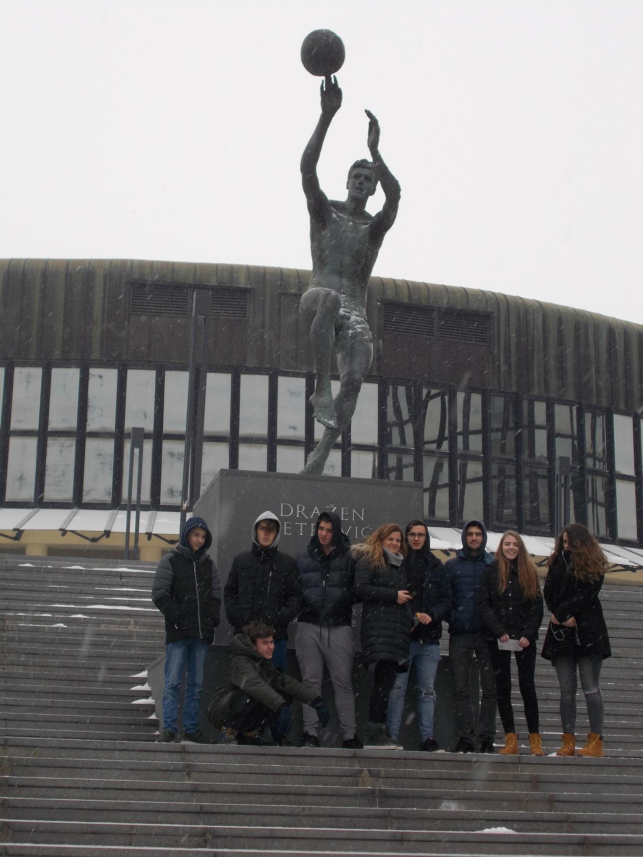 Marulovci u posjetu Muzejsko memorialnom centru Dražen Petrović