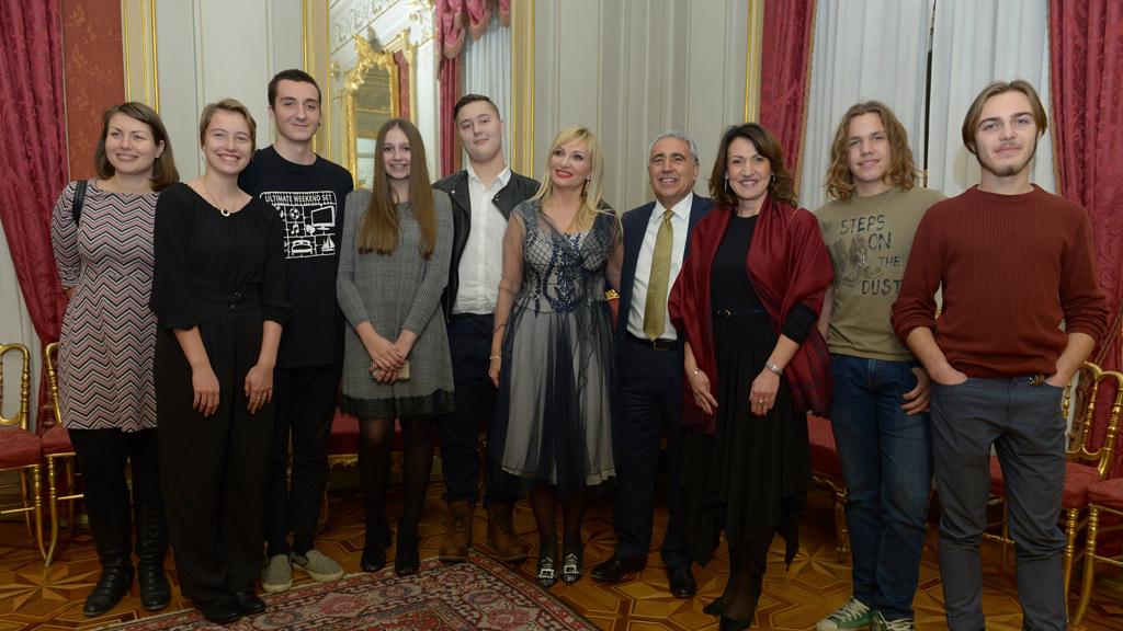 Luka  Würsching član Odbora mladih Poliklinike zaštitu djece i mladih grada Zagreba